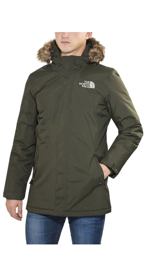 The North Face Zaneck Jas Heren olijf